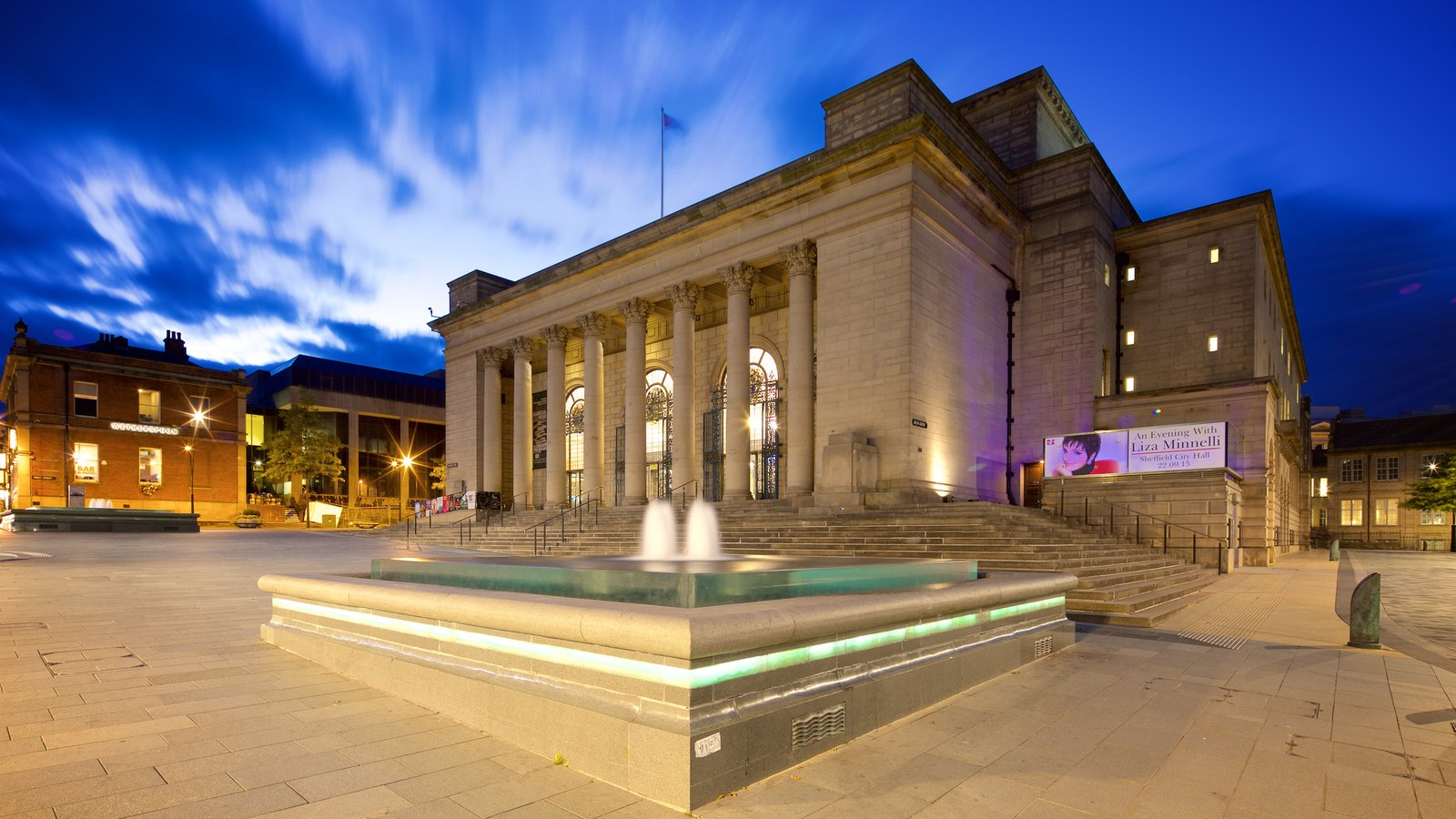 Image result for sheffield city hall